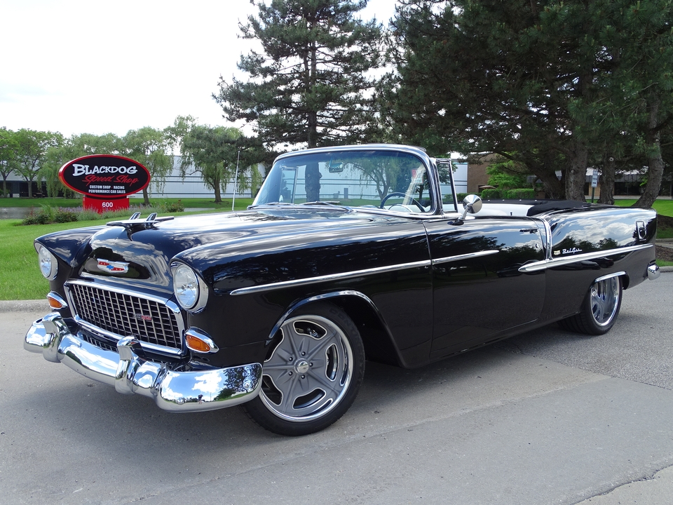 1955 Chevrolet Bel Air $265,000