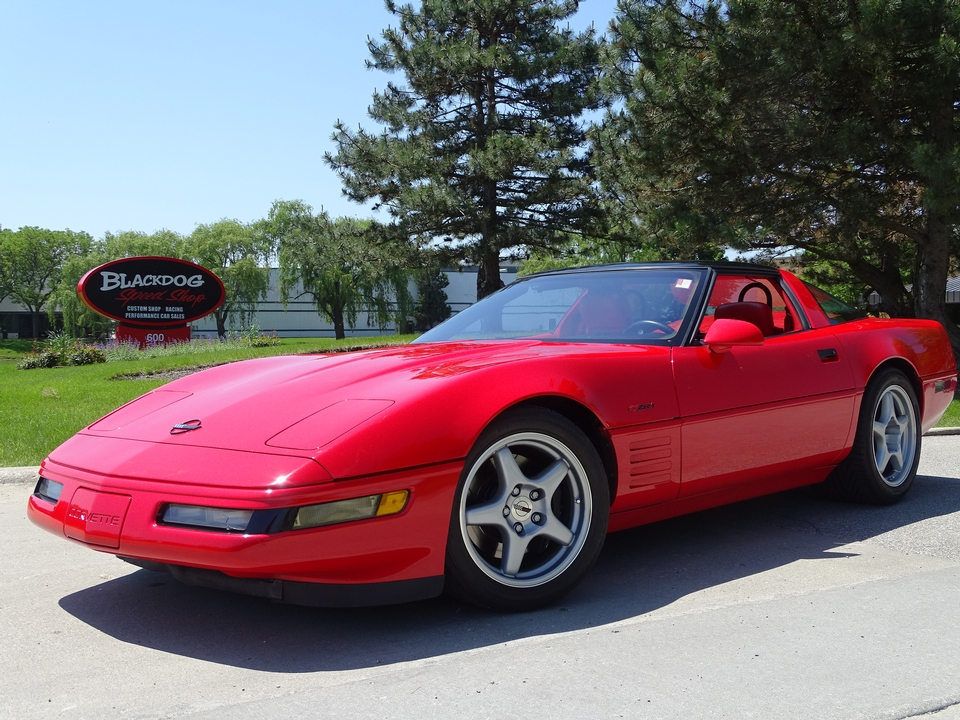 1993 Chevrolet Corvette ZR-1 415 LT5