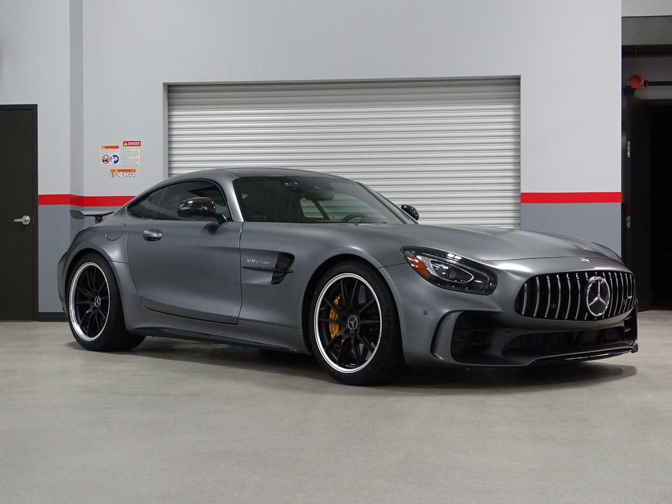 Sold!! 2018 Mercedes Benz AMG GT R Sold!!