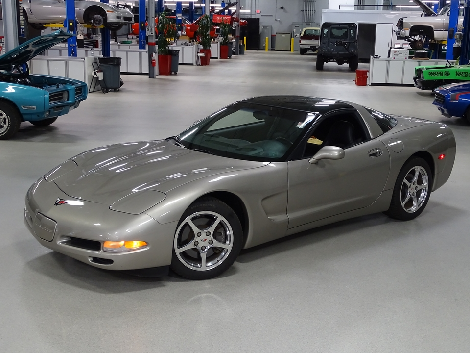 2002 Chevrolet Corvette Coupe - Sold!