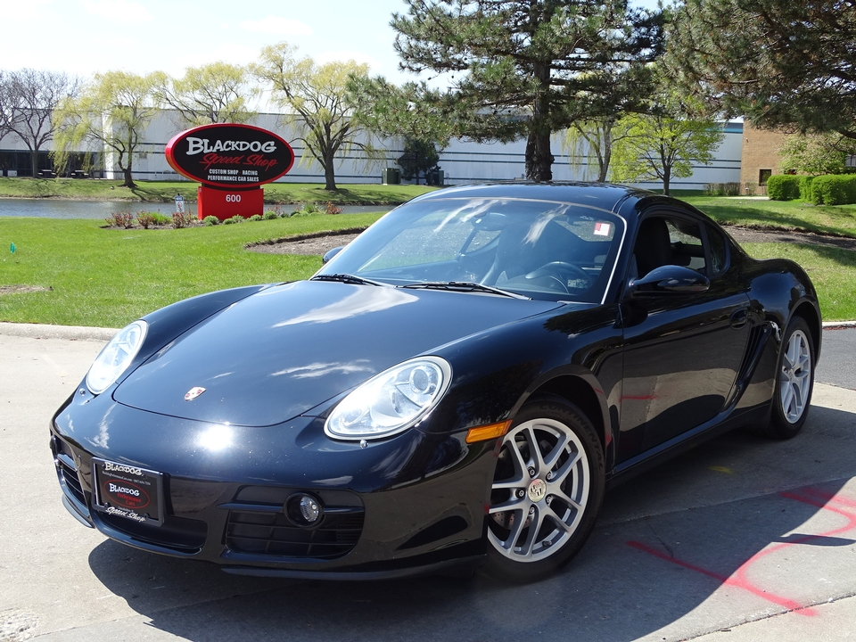 2008 Porsche Cayman - Sold!