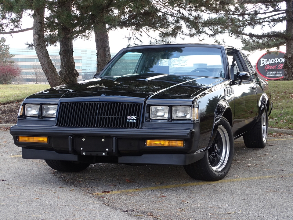 1987 Buick GNX $115,000