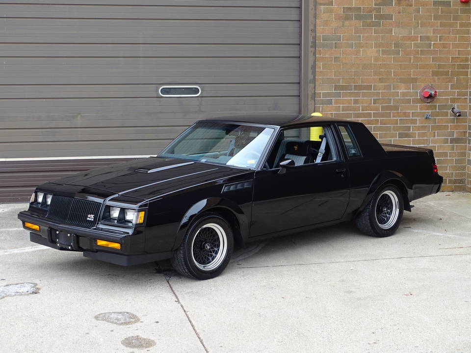1987 Buick GNX #420 $112,000