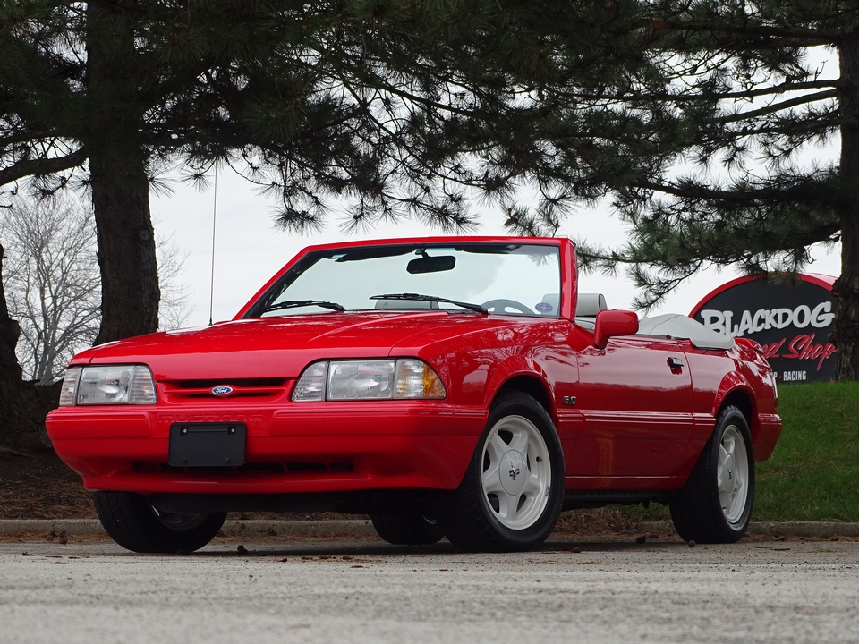 1992 Ford Mustang LX 5.0 Summer Edition