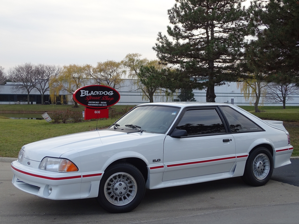 1988 Ford Mustang GT 5.0 $19,999